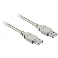 Cable USB 2.0 upstream 1,8m A-A M/M