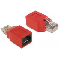 Crossover adapteris F -> M NICz RJ45 Delock