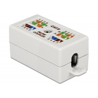 Delock Junction Box for network cable Cat.6 UTP LSA toolless