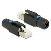 Delock RJ45 Plug field assembly Cat.6A
