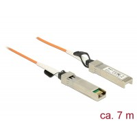 Delock Cable AOC SFP+ male > male 7 m