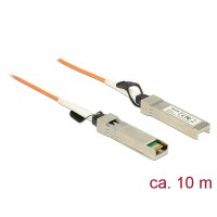 Delock Cable AOC SFP+ male > male 10 m