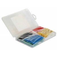 Delock Heat shrink tube box 230 pieces assorted colours