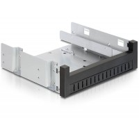 5.25 Installation Frame for 1 x 5.25 Slim drive + 1 x 2.5 or 3.5 HDD